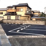 【空有】【月極駐車場】下矢田ガレージ 月額5,000円