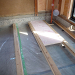 防湿シート・床断熱